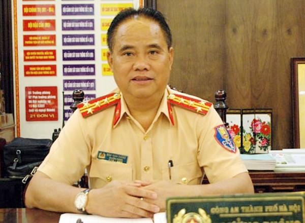 Đại tá Đào Vịnh Thắng, Trưởng phòng CSGT đường bộ, đường sắt CATP Hà Nội