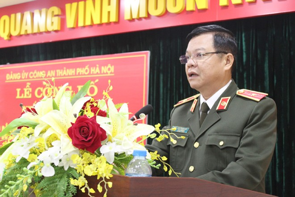 Thiếu tướng Đào Thanh Hải, Phó Bí thư Đảng ủy, Phó Giám đốc CATP