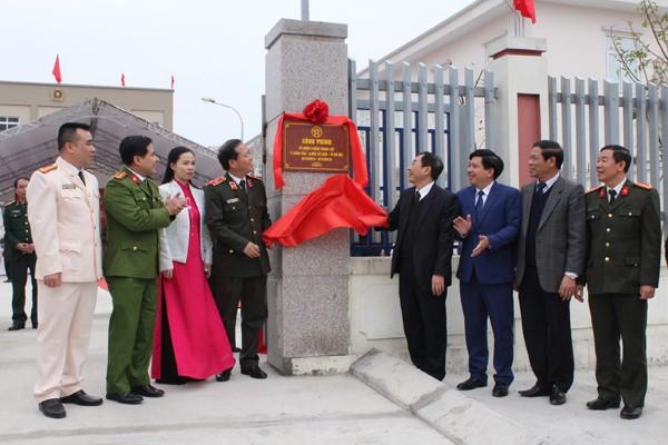 Khánh thành trụ sở CAP Xuân Tảo, quận Bắc Từ Liêm, Hà Nội ảnh 5