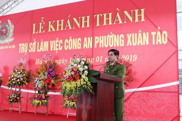 Khánh thành trụ sở CAP Xuân Tảo, quận Bắc Từ Liêm, Hà Nội
