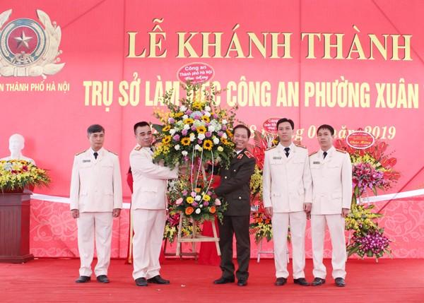 Khánh thành trụ sở CAP Xuân Tảo, quận Bắc Từ Liêm, Hà Nội ảnh 2