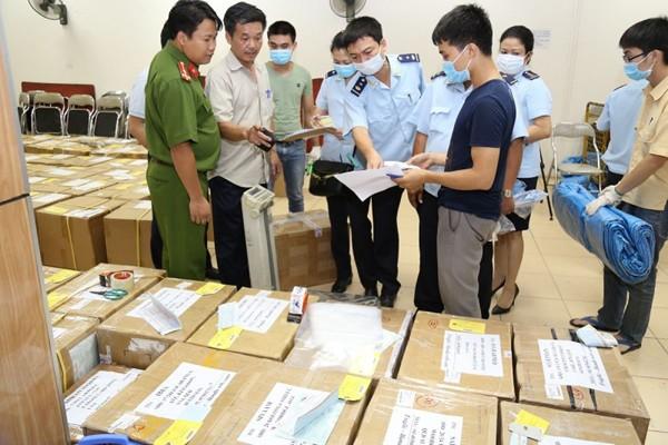 CATP Hà Nội triển khai kế hoạch 104 đấu tranh với buôn lậu, gian lận thương mại và hàng giả năm 2019 trên địa bàn thành phố