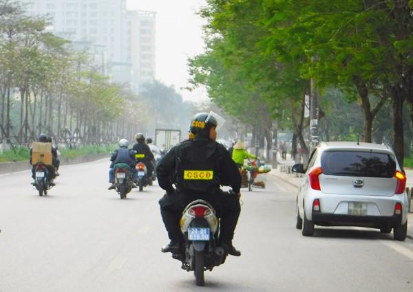 30 năm xây dựng chiến đấu và trưởng thành, lực lượng Cảnh sát cơ động đã hoàn thành xuất sắc nhiều nhiệm vụ được giao