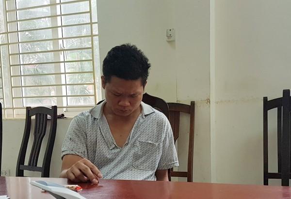 Phan Thanh Hải tại trụ sở cơ quan công an