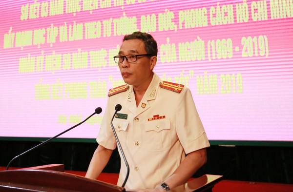 Thượng tá Dương Quang Đức, Phó trưởng CAQ Hoàn Kiếm