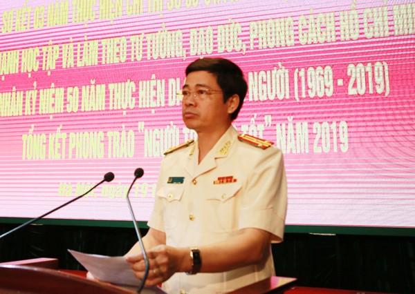 Thượng tá Trương Thọ Toàn, Trưởng phòng CSĐT tội phạm về ma túy CATP Hà Nội