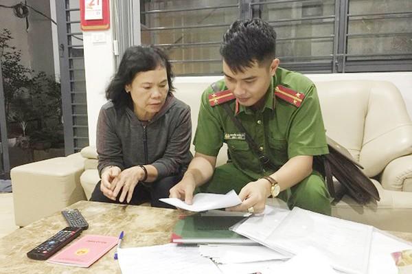 Lực lượng Cảnh sát QLHC - TTXH, CATP Hà Nội tiếp tục nâng cao hình ảnh người chiến sỹ công an Thủ đô gần dân, sát dân