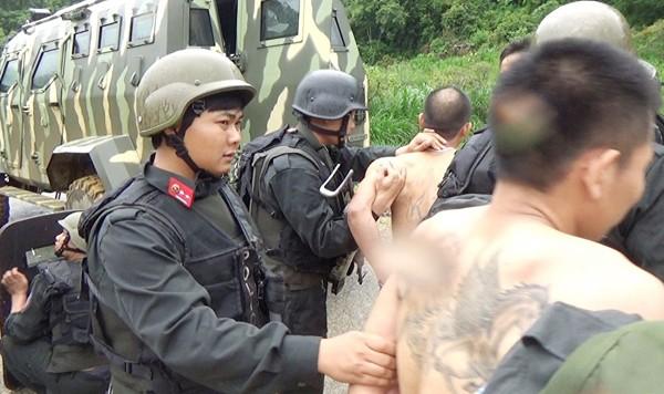 Chiến dịch vây ráp 2 trùm ma túy đã triệt xóa thành công sào huyệt ma túy tại huyện Vân Hồ, tỉnh Sơn La