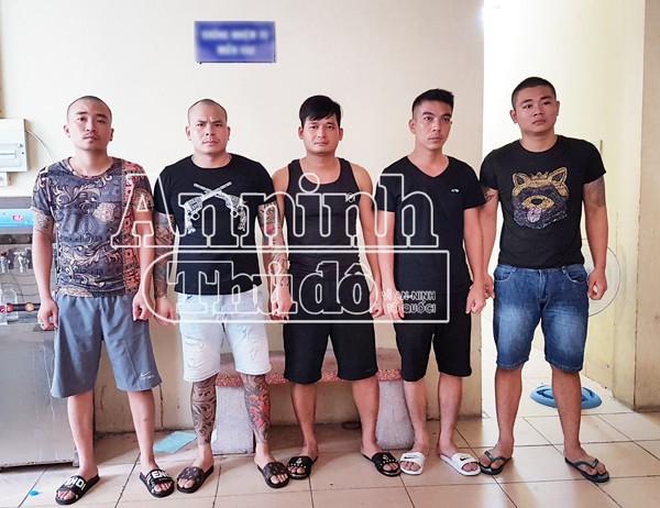 """Ổ nhóm đối tượng liên quan """"tín dụng đen"""" do Đỗ Văn Quang cầm đầu"""