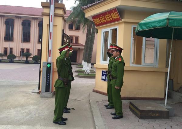 Cảnh sát Bảo vệ mục tiêu cơ quan ngoại giao có nhiệm vụ hết sức quan trọng