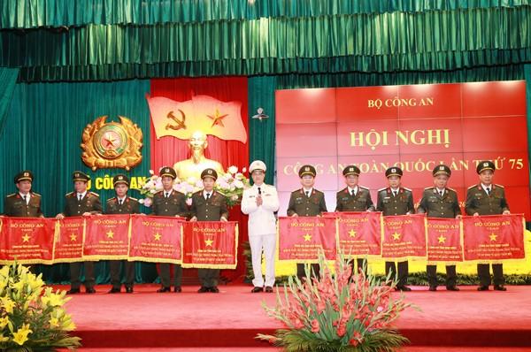 Thiếu tướng Nguyễn Duy Ngọc, Thứ trưởng Bộ Công an