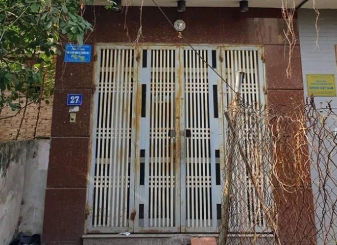 Ngôi nhà nơi có 3 cô gái trẻ tử vong