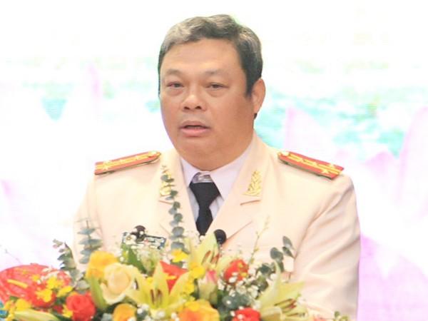 Đại tá Nguyễn Đình Chiến, Trưởng CAQ Hoàng Mai
