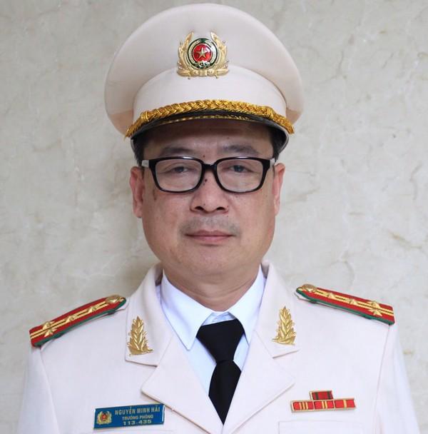 Đại tá Nguyễn Minh Hải, Trưởng phòng Hậu cần CATP Hà Nội