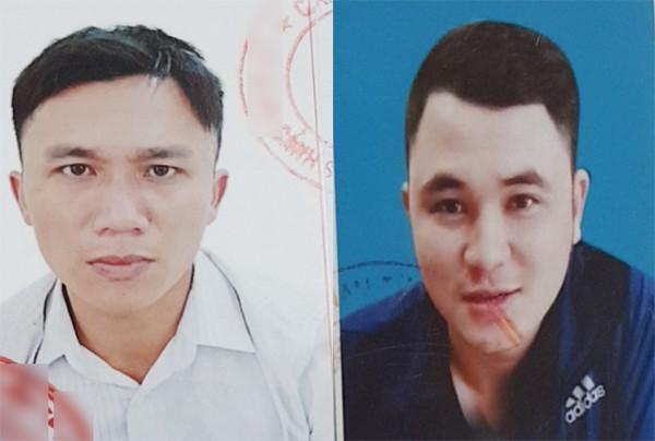 Hai đối tượng Trương Tuấn Hùng và Lê Anh Tuấn