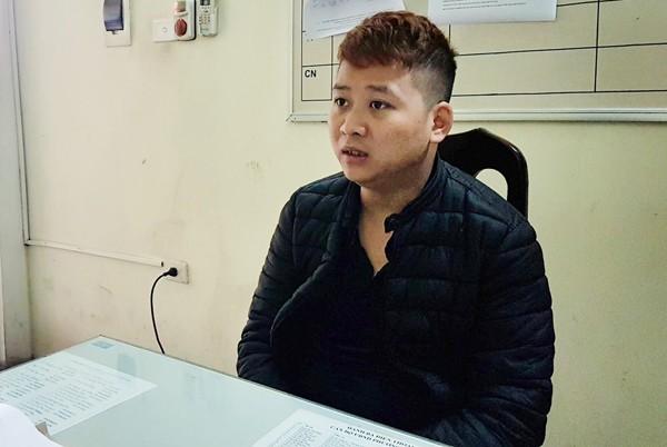 Nguyễn Xuân Hưng bị tạm giữ hình sự về tội danh cướp tài sản