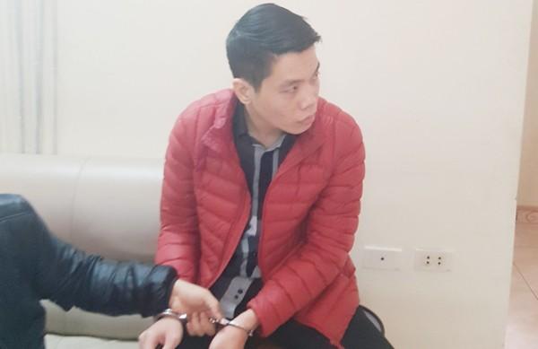 Lưu Thế Hiển tại thời điểm bị bắt
