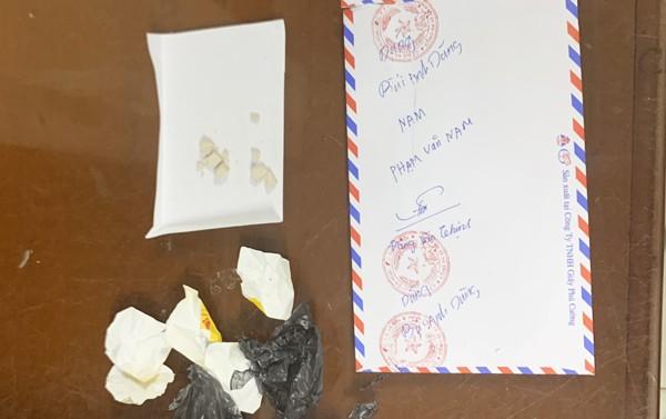 Tang vật vụ án mua bán trái phép chất ma túy của Bùi Anh Dũng