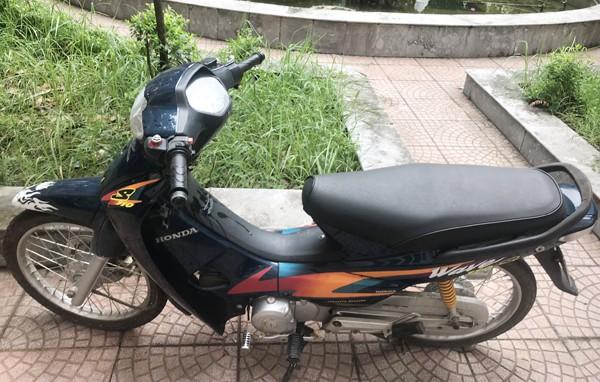 Công an quận Nam Từ Liêm thông báo tìm chủ sở hữu xe máy ảnh 1