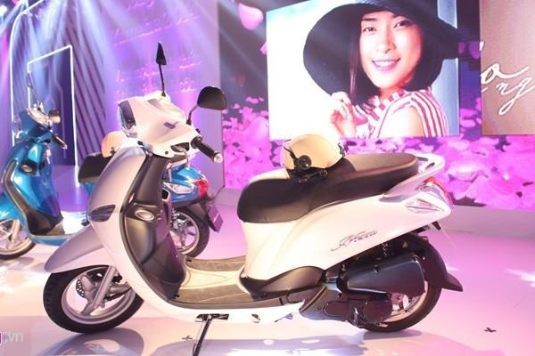 Đã triệu hồi hơn 77.000 xe Yamaha Nozza Grande