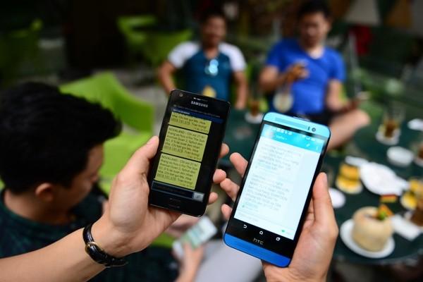 """Hà Nội """"trảm"""" hơn 600 số điện thoại phát tán tin nhắn rác"""