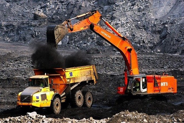 Năm nay, sản lượng khai thác khoáng sản giảm 1,26 triệu tấn