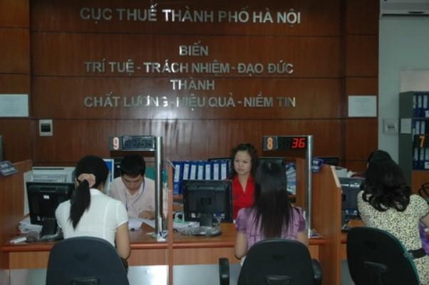 Hà Nội hoàn thành vượt dự toán thu ngân sách năm 2016