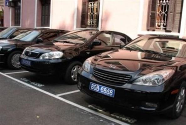Các địa phương phải rà soát, báo cáo việc thanh lý xe công về Bộ Tài chính