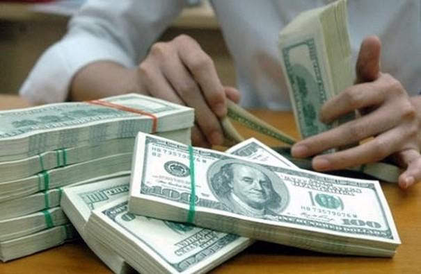 Tỷ giá trung tâm hôm nay tăng 11 đồng so với hôm qua