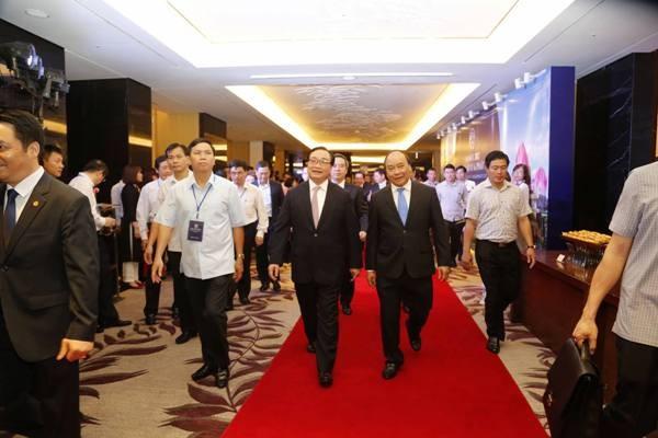 """Hơn 1.000 đại biểu tham gia Hội nghị """"Hà Nội 2017 - Xúc tiến Đầu tư và Phát triển"""""""