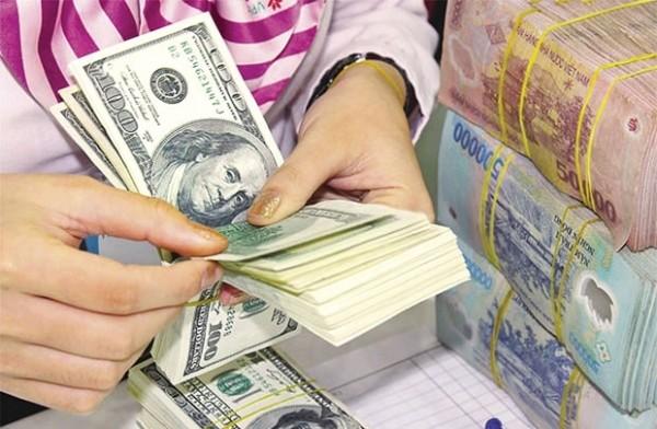 Tiền đồng Việt Nam biến động tương đối ổn định so với USD
