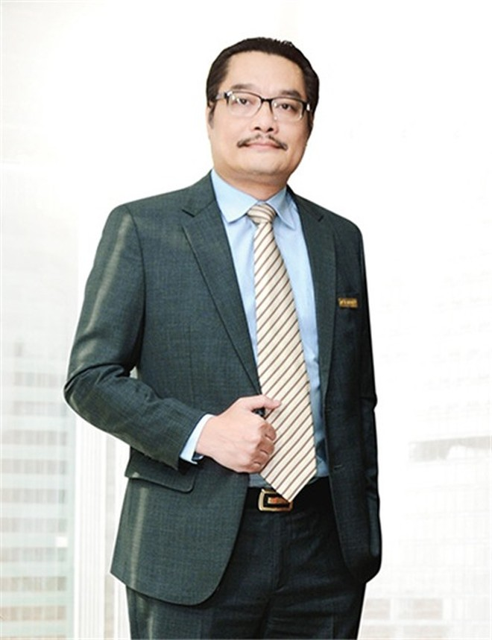 Ông Nguyễn Mạnh Quân chính thức đảm nhiệm chức danh Tổng Giám đốc ABBank