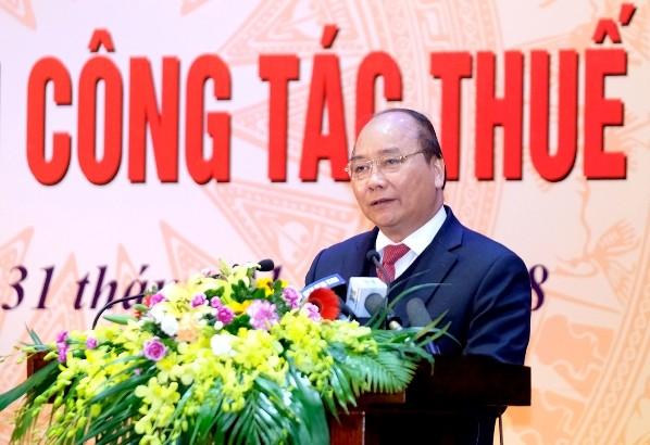 Thủ tướng Chính phủ cho rằng ngành thuế vẫn còn nhiều phản ánh tiêu cực