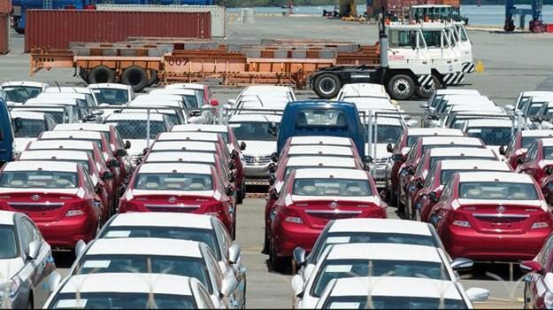 Ô tô nhập khẩu ASEAN đang chiếm tỷ lệ lớn, vì được miễn thuế