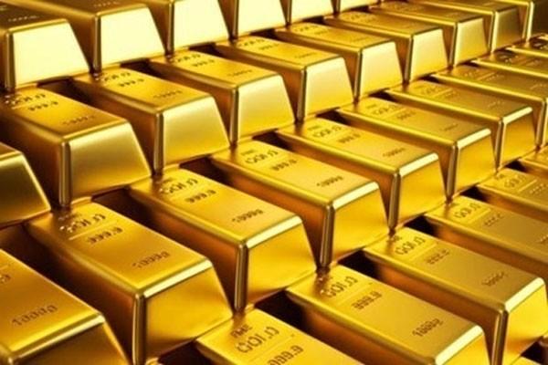 Giá vàng đang trong xu hướng giảm