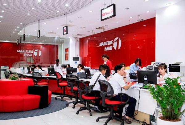 6 tháng đầu năm, lợi nhuận Maritime Bank tăng 63%