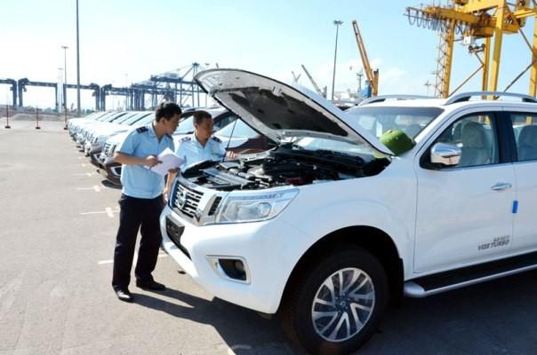 Nhập khẩu ô tô từ khu vực ASEAN về Việt Nam ngày một tăng