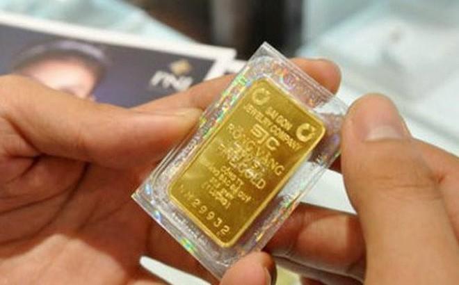 Nhiều nhà đầu tư đã tìm đến vàng sau những diễn biến thương mại căng thẳng