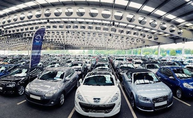 Lượng ô tô nhập khẩu đã tăng trưởng khá mạnh trong tháng 11