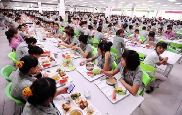 Chất lượng các bếp ăn tập thể đã được cải thiện nhưng vẫn còn nhiều mối lo