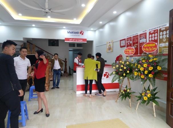 Vietlott đã chính thức có mặt tại Tuyên Quang