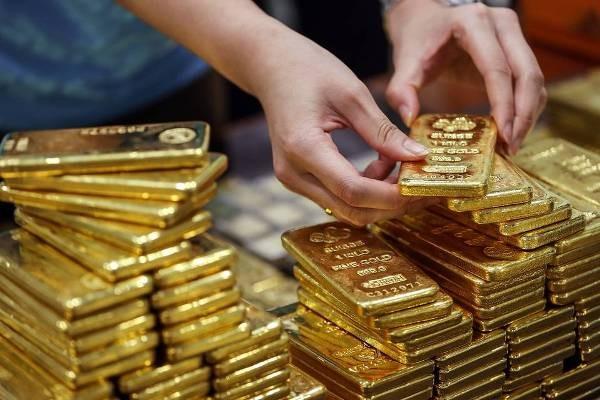 Giá vàng đã rời đỉnh sau nhiều phiên tăng giá liên tiếp