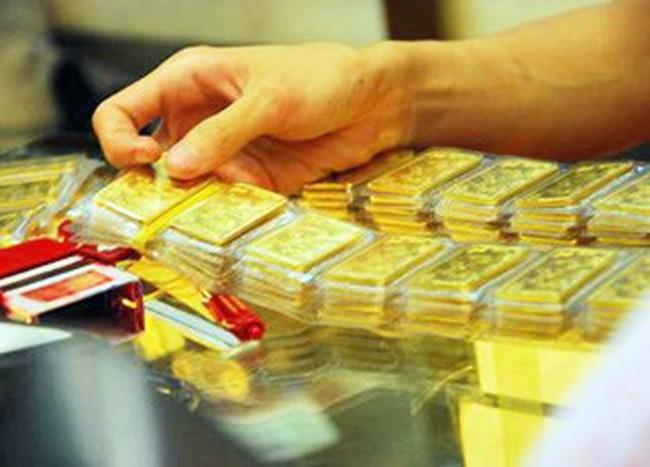 Giá vàng đã trải qua 1 tháng sụt giảm mạnh
