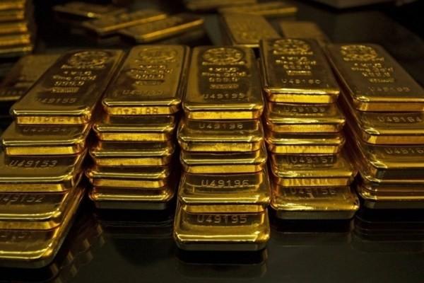 Giá vàng đang chịu áp lực mạnh từ thị trường chứng khoán
