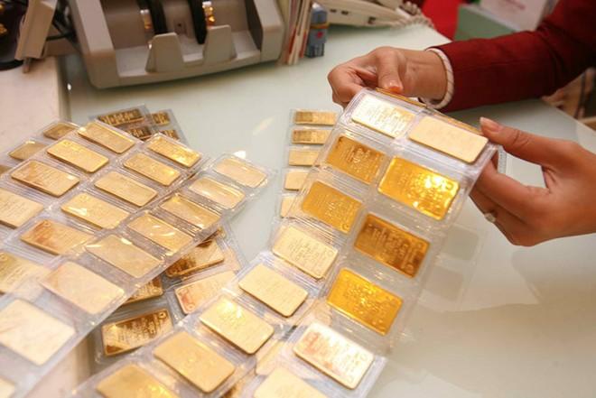 Giá vàng liên tục tăng từ đầu tuần đến nay