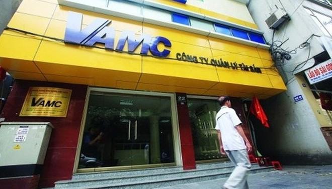 Năm 2018, VAMC mua gần 34.000 tỷ đồng nợ xấu