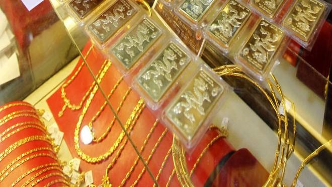 Giá vàng đang nhận được nhiều sự hỗ trợ tăng