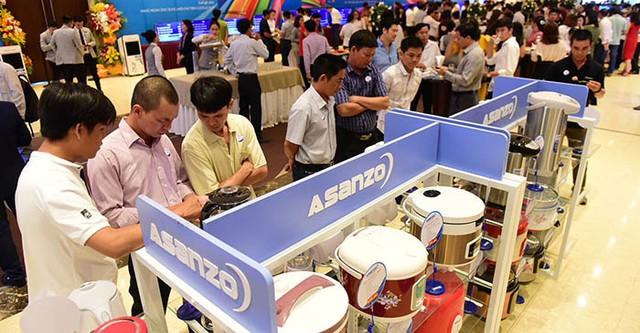"""Nhiều trong số 58 công ty có hoạt động mua bán với Asanzo đang """"mất tích"""""""