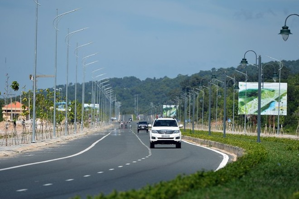 Những năm qua Phú Quốc được đầu tư lớn về cơ sở hạ tầng