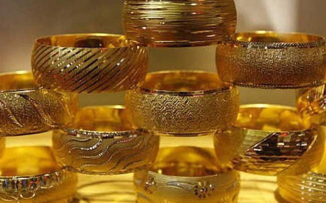 Giá vàng đã lấy lại trạng thái tăng khi đồng USD sụt giảm